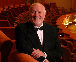 Bill Mason. Photo courtesy of San Diego Opera.
