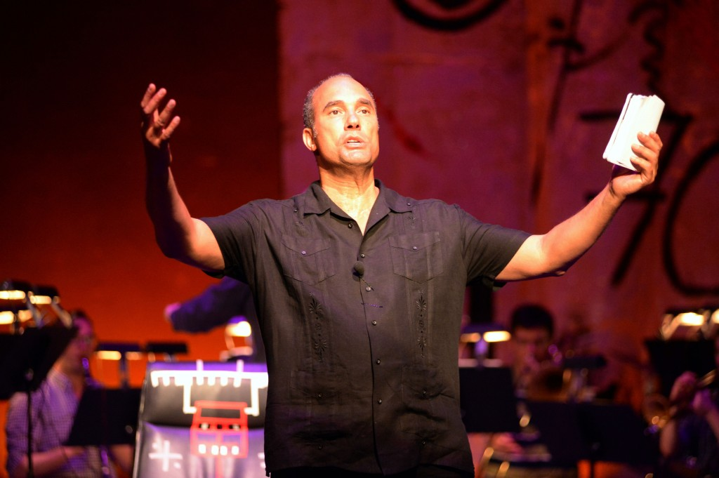 Roger Guenveur Smith. Photo by Keith Ian Polakoff.